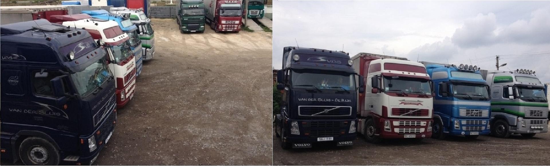 HEVKO Trucks & Trailers